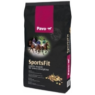 Müsli Pavo SPORTS FIT 15 kg