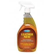 Farnam LEATHER NEW GLYCERINE SADDLE SOAP (473 ml)